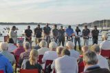 Islanders Show Support For Lifeboat In Annual Service