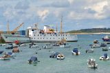 FRIST Campaigner Says Steamship Co Needs To Reveal Scillonian Replacement Plans