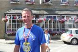 Runners And Walkers Out in Force For Cancer Despite Heat