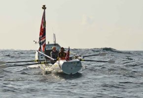 In Pictures: Transatlantic Rowers Arrive In Scilly