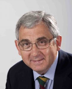 Chairman of AgustaWestland, Graham Cole.