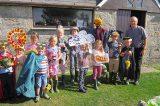 St Martin's Children Celebrate Harvest Festival