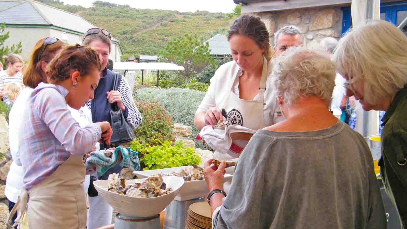Issy Tibbs On Scilly's Food Producers
