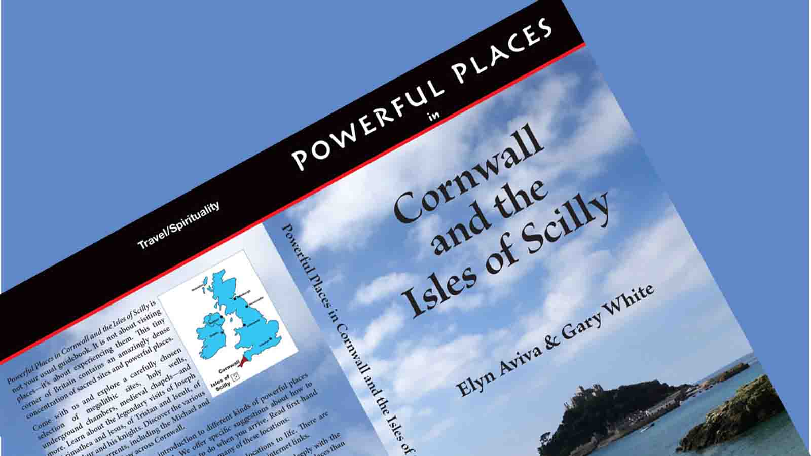 New Guide Points Visitors To Scilly's Spiritual Places