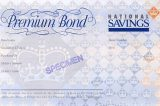 Premium Bond Prizes Going Unclaimed In Scilly