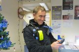 Sergeant Colin Taylor On The Global Police 'Tweet-a-Thon'