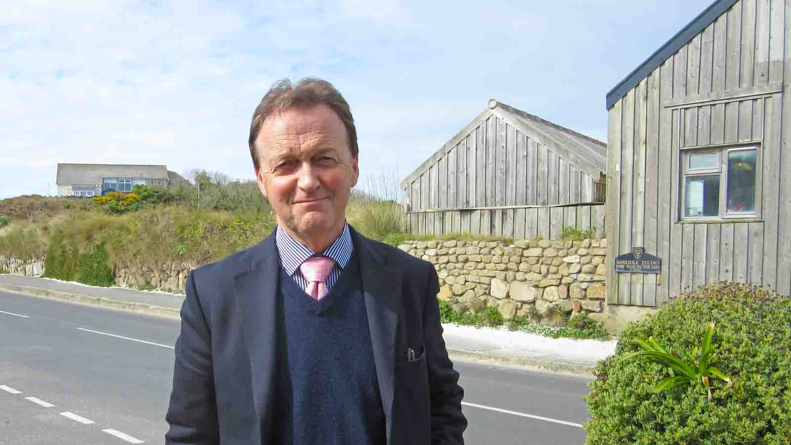 MP Andrew George Talks To Radio Scilly