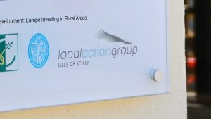 local action group banner