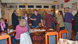theatre club social Mar 2015