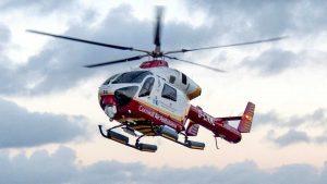 Cornwall Air Ambulance 2015