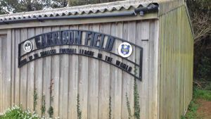 football garrison field sign 1