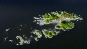 island model rodrigo