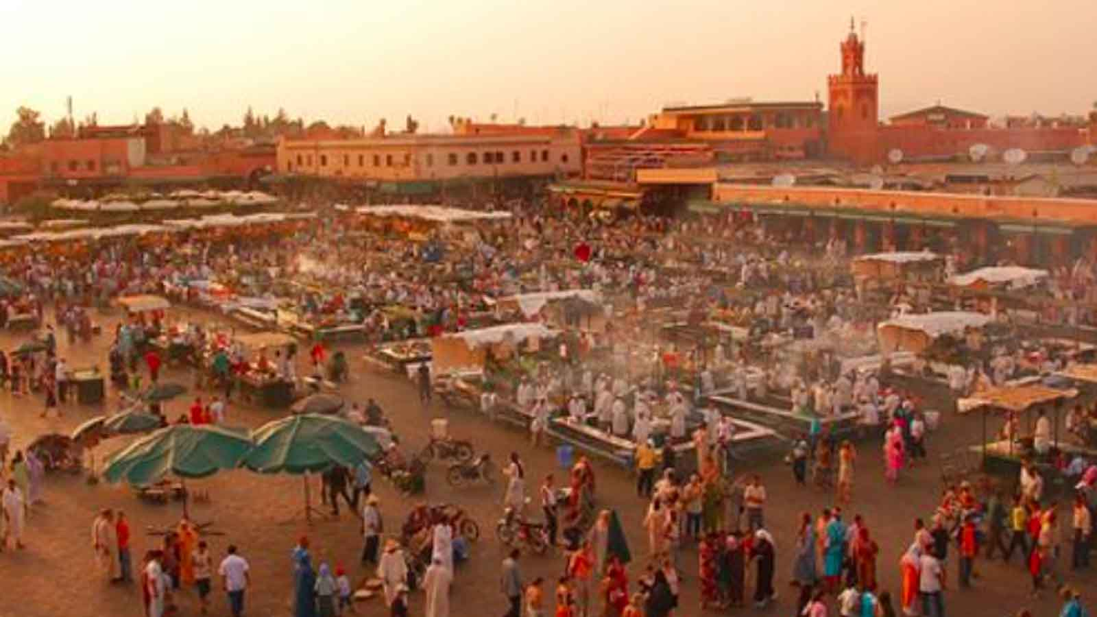 Carol Drage On Marrakesh From The Radio Scilly Travel Show