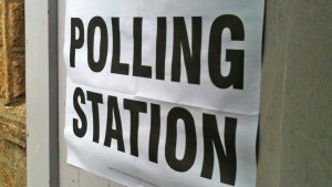 polling station scilly