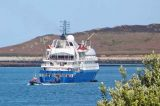Cruise Ship Marking A First For Scilly