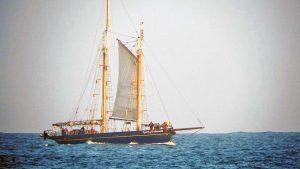 spirit of falmouth boat