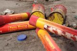 Bomb Disposal Team Called To Dumped Flares