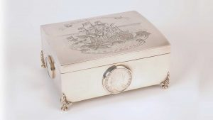 silver box association