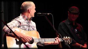 US Country singer Tim Buppert