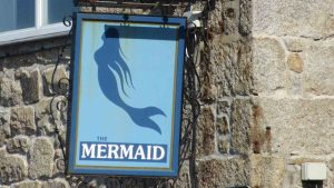 mermaid sign 3