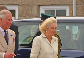 In Pictures: Duke And Duchess Of Cornwall Visit Scilly