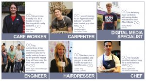 Could you be the face of Cornish Apprenticeships?