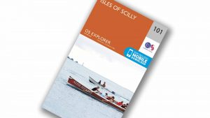OS Map Scilly 2015