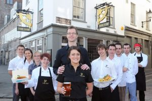 St Austell Brewery is sponsoring the Hospitality category at the Cornwall Apprenticeship Awards.
