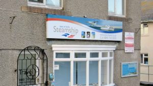 Steamship Company Offices in Penzance