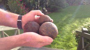 todd stevens cannonballs