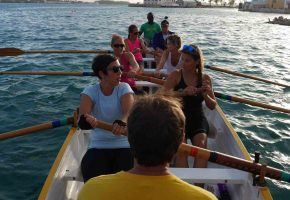Gig Racing In Bermuda