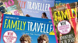 family traveller mag