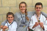 Scilly's Judo Stars Retain Cornish Medals