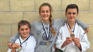 judo medals Oct 2015