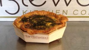tanglewood quiche