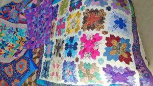 lyonesse quilters comfort blanket 2015