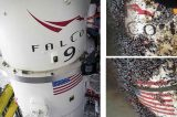 Locals Unhappy That Scilly Space Rocket Casing Has Been Burned