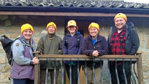 Seabird Recovery Project team