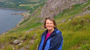 The islands' newest GP Judith Hindley