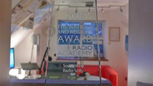 The Radio Academy 'Sony' Award