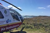 Busy April For Air Ambulance In Scilly
