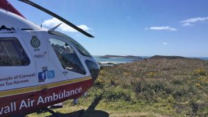 Tresco-April-16-lady-injured-leg-RCHT
