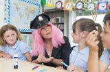 Poetic Inspiration Delivered To Scilly's School Children
